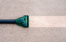 Carpet Myth: Nylon (wool / polyester) carpet gets dirty.