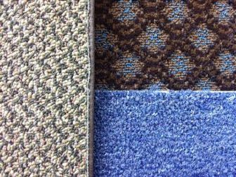 Commercial carpet for demanding areas.