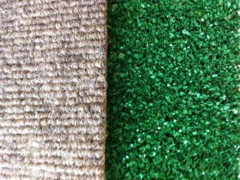 Carpet for outdoors!