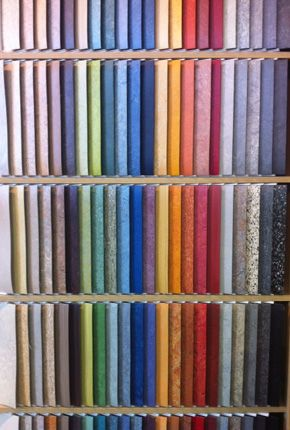 If you want a color in linoleum, we probably have it!