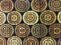 More contemporary circles carpet.