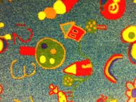 Kids carpet. Fun!