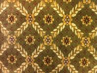 Another Trellis carpet design.