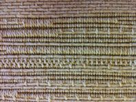 Sisal-look rug.  No more scratchiness.